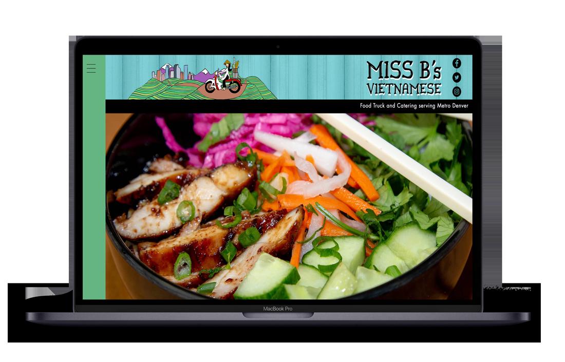 Miss B's Vietnamese