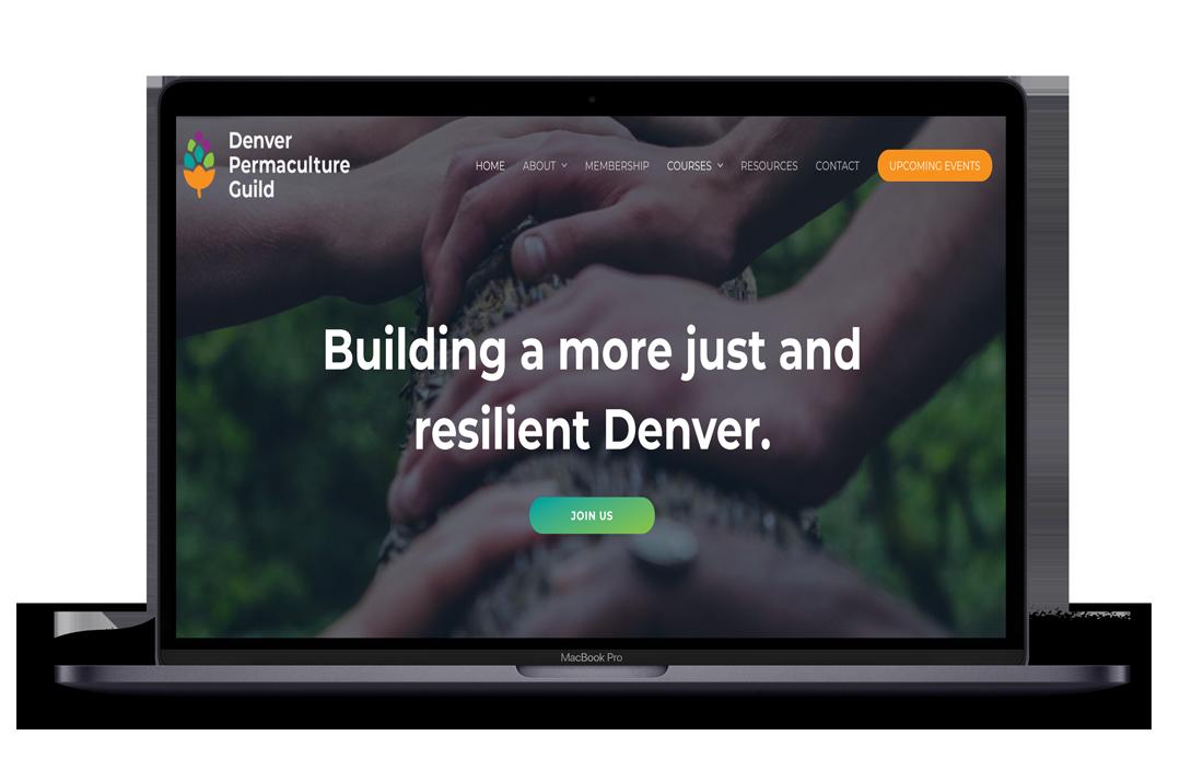 Denver permaculture guild website